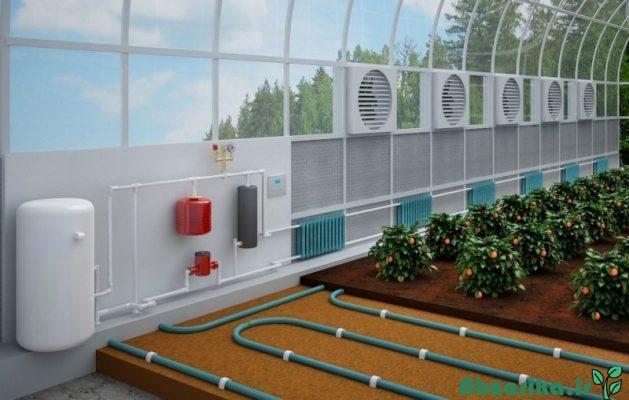تجهیزات مورد نیاز برای راهاندازی گلخانه