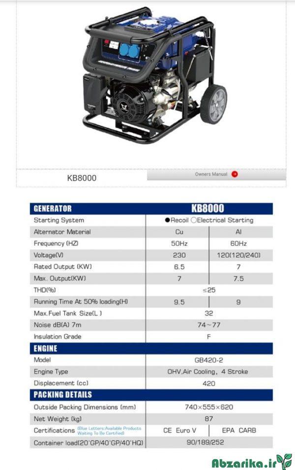 موتور برق چینی