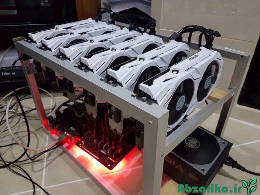 استفاده از موتور برق ماینر