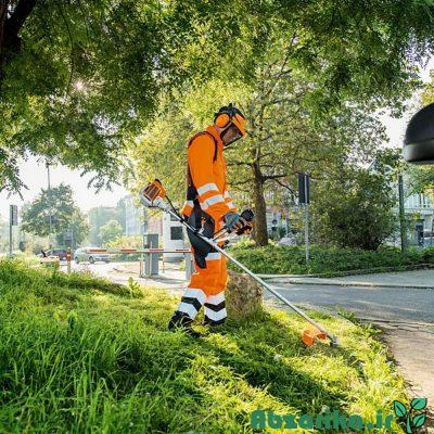 موارد ایمنی در هنگام کار با علف تراش ها