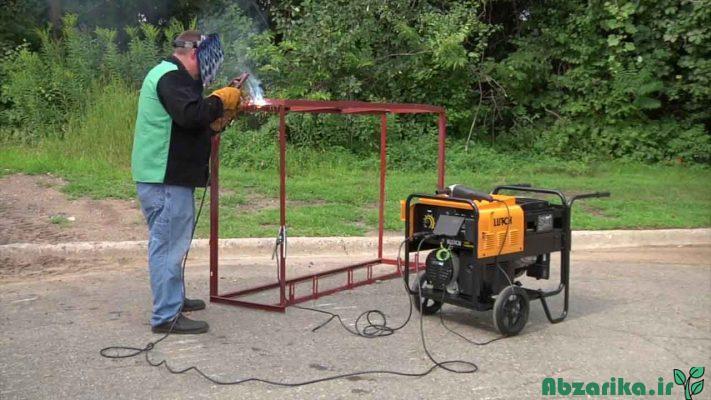 موتور برق جوشکاری